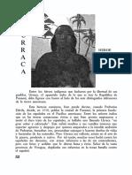 16 Urraca Héroe Indígena de Panamá