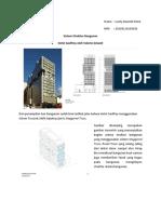 Sistem Struktur Hotel Godfrey