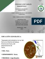 GRUpo TOQUEPALA