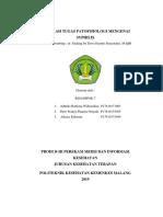Makalah Tugas Patofisiologi Mengenai Syphilis (Autosaved) (1)