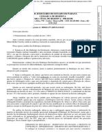 Decisão - 3 Embargos de Declaração