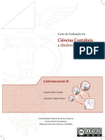 Manual de Ciências Contábeis à Distância