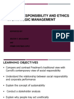 Social Responsibility & Ethics in Management