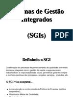 Sistemas de Gestao Integrados 2019