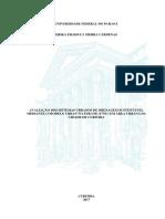 Avaliação Dos Sistemas Urbanos de Drenagem Sustentável Médiante o Modelo Urban Water Use (Uwu) Em Área Urbana Da Cidade de Curitiba