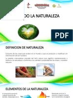 2- Cuidando La Naturaleza
