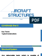 Part 1 Aircraft Structures
