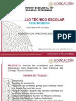 Presentación CTE Fase Intensiva 19-20