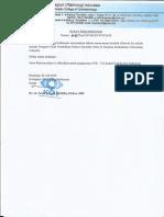 Surat Kolegium