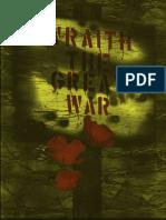 WOD - Wraith - The Great War- Core Rulebook
