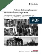 Manual de Referência de Instruções Gerais