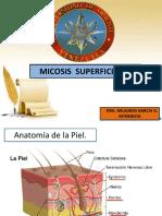 Dermatologia Clase Micosis