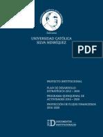 Plan de Desarrollo 2012 2020