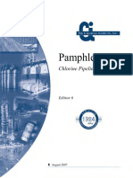 Pamphlet 60 - Edition-6 - August-2007 Chlorine Pipelines