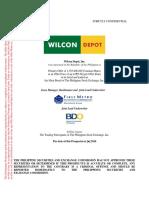 Wilcon IPO Prospectus.pdf