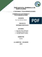 Informe Proyecto Digitales Segundo Parcial