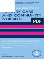 (Oxford Handbooks in Nursing) Drennan, Vari_ Goodman, Claire-Oxford handbook of primary care and community nursing-Oxford University Press (2014).pdf