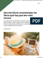 recomendaciones 2018