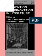 Innovation in literature