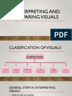 Interpreting and Preparing Visuals