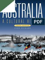A Cultural History of Australia