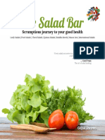 The Salad Bar - Scrumptious journey to your good health
