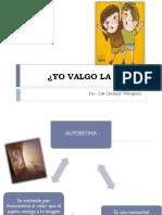 Yo Valgo La Pena
