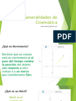 generalidadesdecinemtica-160329052835