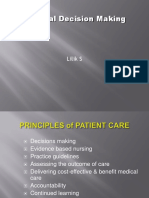 Clinical Decision Making Lilik
