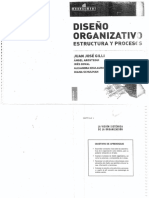 Jose gilli - Diseño organizativo