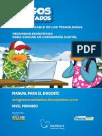Amigos Conectados - Manual_docente