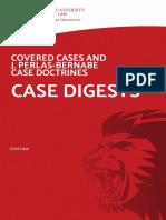 3 CC CDigests Civil Law