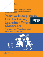 Positive Discipline in the Inclusive, Learning-Friendly Classroom