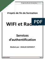 Wifi Et Radius - Khalid Katkout
