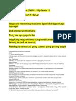 Physical Science (PHSC-112) Week 11-20 Grade 11 Week 11-19 Kuya Piolo.docx