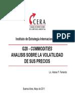 Los Commodities - Analisis sobre la volatilidad de sus precios.pdf
