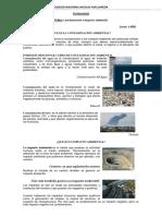 Impacto y Contaminacion