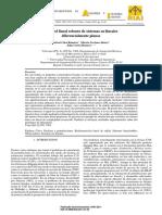 Control lineal robusto de sistemas no lineales diferencialmente planos