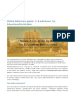 Online Admission System-converted