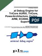 UDE Manual