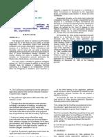 4. Philippine Airlines v. Civil Aeronautics
