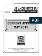 LaEx Current Affairs Monthly_May 2019_TOTAL FILE