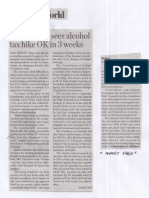 Business World, Aug. 22, 2019, Senate body sees alcohol tax hike OK in 3 weeks.pdf