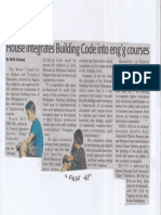 Daily Tribune, Aug. 22, 2019, House integrates Building Code into eng'g courses.pdf