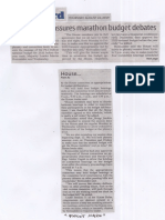 Manila Standard, Aug. 22, 2019, House leader assures marathon budget debates.pdf