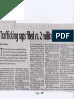 Manila Standard, Aug. 22, 2019, Trafficking raps filed vs. 2 militant party-list.pdf