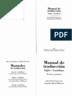 Traducción Manual