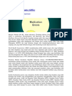 Adverse Drug Events
