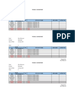 WEEKLY JOB REPORT ILYAS MUYASSAR 24-06-2019 UPDATE.docx