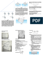 Handout for Stability of Floating Bodies Presentation